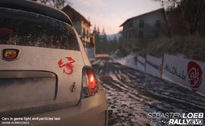 Official Sébastien Loeb Rally Evo (PC)