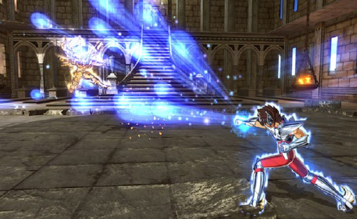 Official Saint Seiya - Soldiers' Soul (PC)