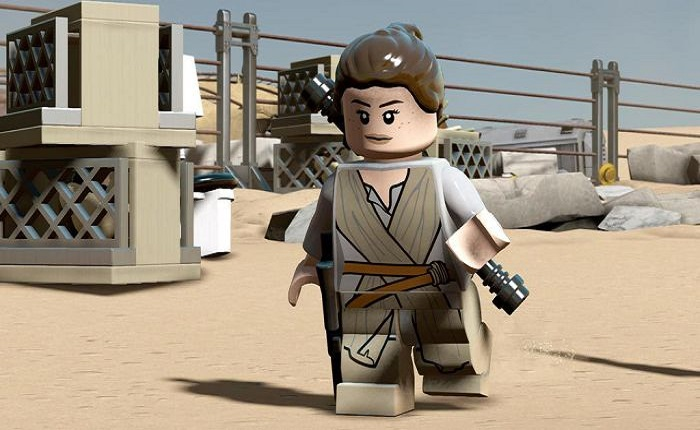 Official LEGO Star Wars The Force Awakens - Deluxe Edition (PC)