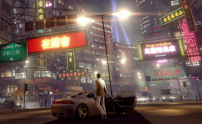 Official Sleeping Dogs - Definitive Edition (Mac)