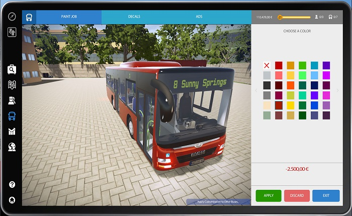 Official Bus Simulator 16 - MAN Lions City A47 M DLC1