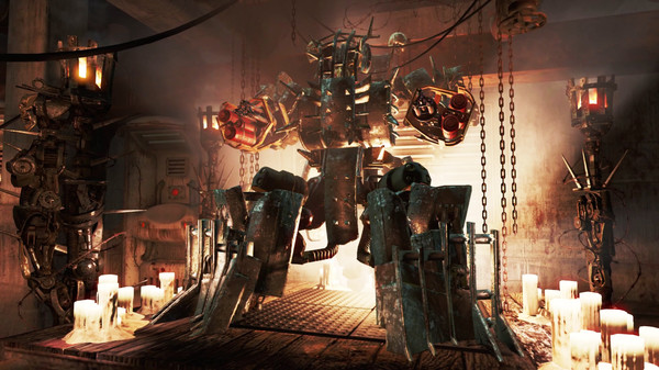 Official Fallout 4 Automatron (PC)