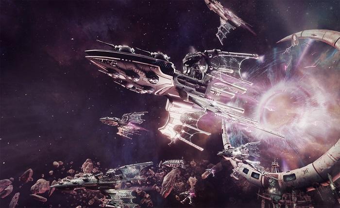 Official Battlefleet The Space Marine Fleet