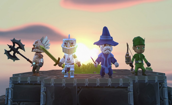 Official Portal Knights (PC)