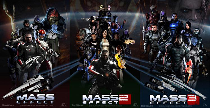 Official Mass Effect Trilogy (PC)