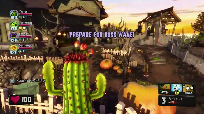 Official Plants vs. Zombies: Garden Warfare (PC)