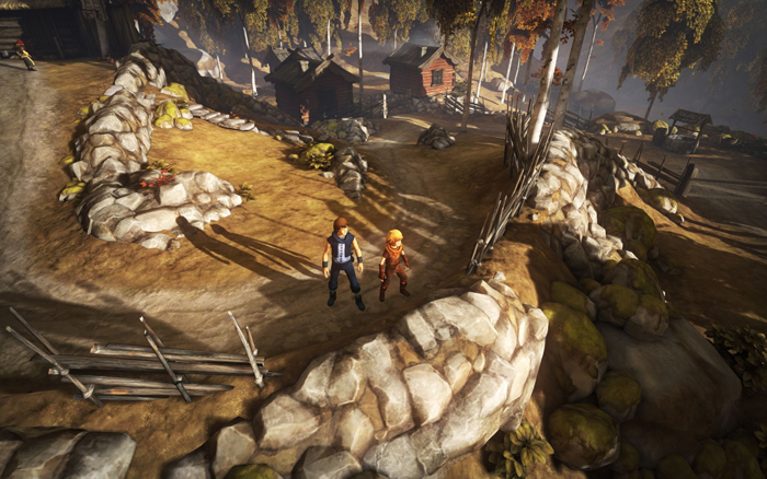 Official Brothers - A Tale of Two Sons (PC)