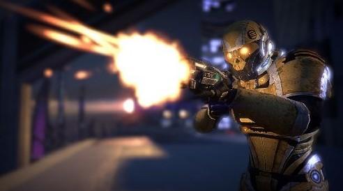 Official Mass Effect 2 ( Uncut ) (PC)