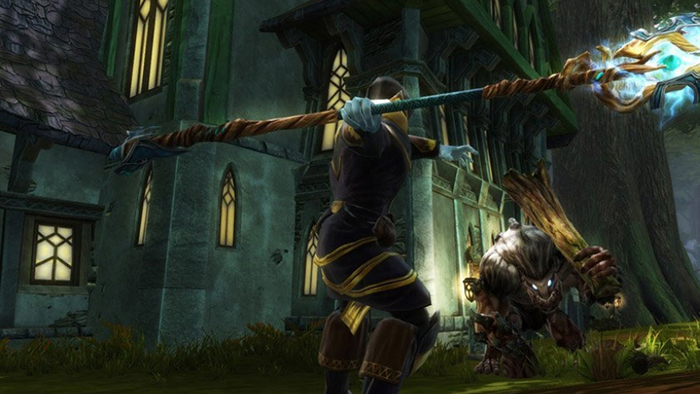 Official Kingdoms of Amalur: Reckoning - The Teeth of Naros DLC Pack (PC)