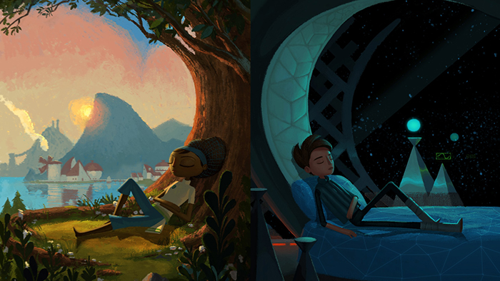 Official Broken Age (PC)