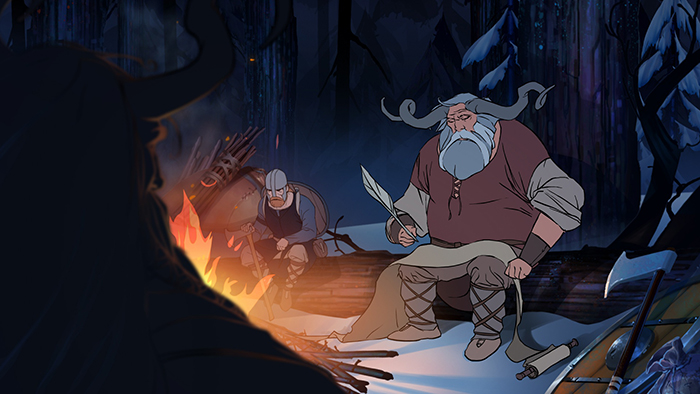 Official The Banner Saga (PC)