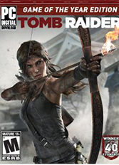 Official Tomb Raider: GOTY Edition (PC)