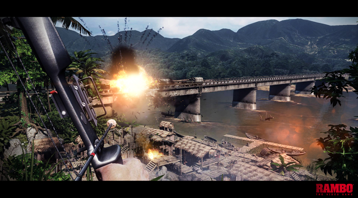 Official Rambo: The Video Game (PC)