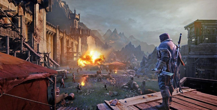 Official Middle Earth: Shadow of Mordor (PC)