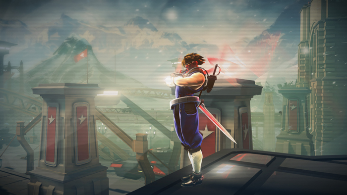 Official STRIDER (PC)