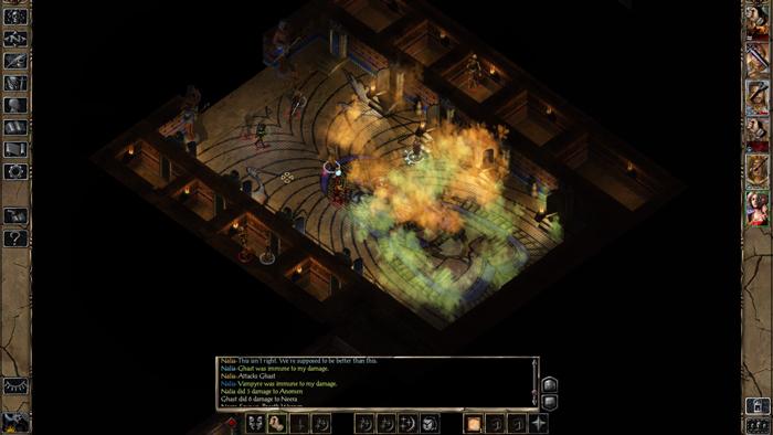 Official Baldur's Gate II: Enhanced Edition - Steam Gift (PC)