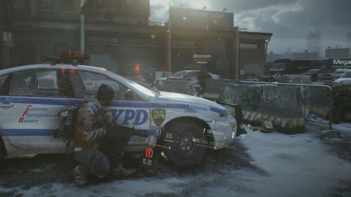 Official Tom Clancy's The Division - Gold Edition (PC)