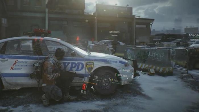 Official Tom Clancy's The Division Hazmat Gear Set DLC