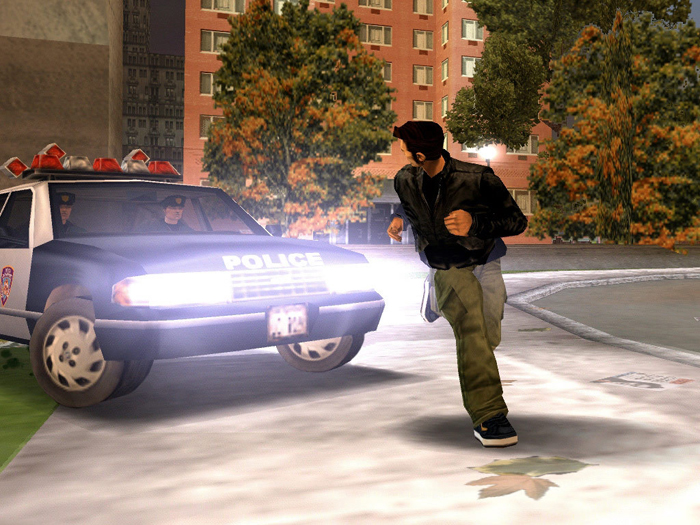 Official Grand Theft Auto III / GTA 3 (PC)