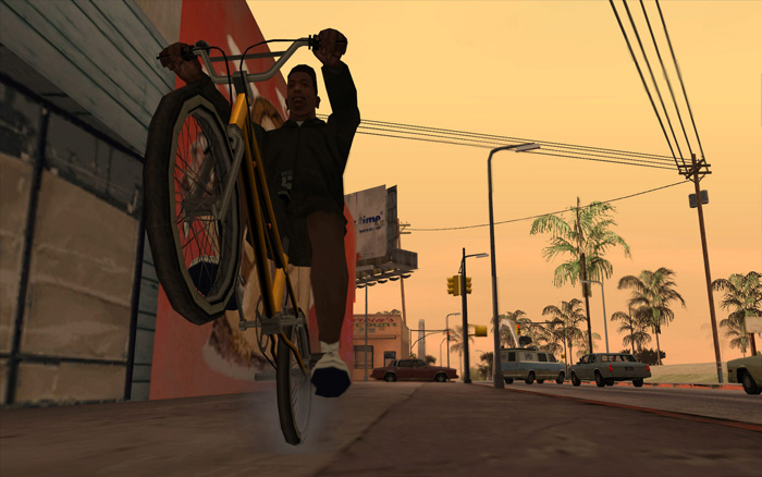Official Grand Theft Auto: San Andreas (PC)