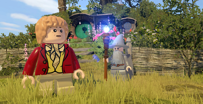 Official LEGO The Hobbit (PC)
