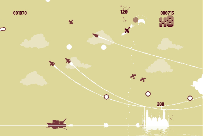 Official Luftrausers (PC)