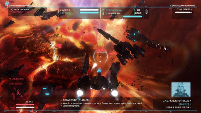Official Strike Suit Zero (PC)
