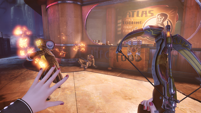 Official BioShock Infinite: Burial at Sea - Episode Two (PC)