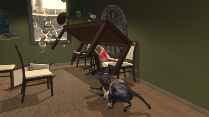 Official Goat Simulator Gold Edition