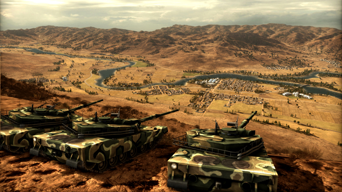Official Wargame: Red Dragon (PC)