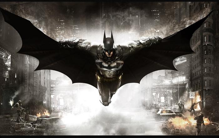 Official Batman Arkham Knight NVIDIA Promo Code