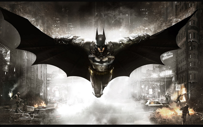 Official Batman Arkham Knight Season Pass (PC)