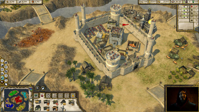 Official Stronghold Crusader 2 worldwide Version(PC)
