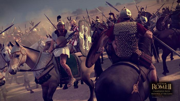 Official Total War ROME 2 Hannibal vor den Toren (Add-on) (PC)