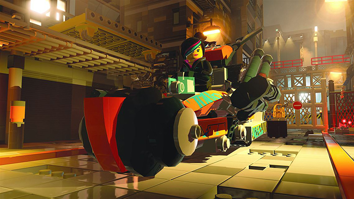 Official The LEGO Movie Videogame (Xbox One Download Code)