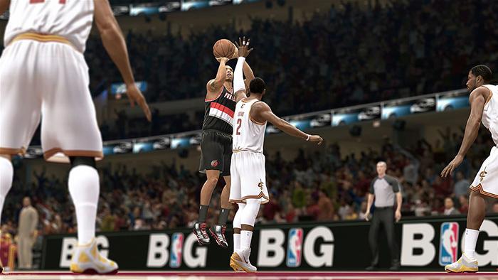 NBA LIVE 14 (Xbox One Download Code) фото