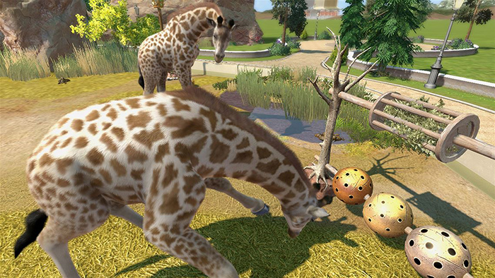 Official Zoo Tycoon (Xbox One Download Code)