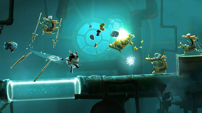 Rayman Legends (Xbox One Download Code)