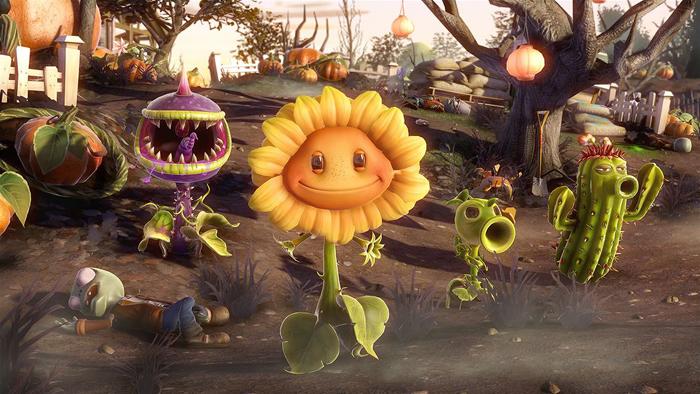 Plants vs. Zombies Garden Warfare (Xbox One Download Code) фото
