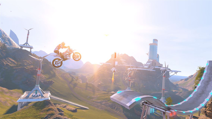 Official Trials Fusion (Xbox One Download Code)