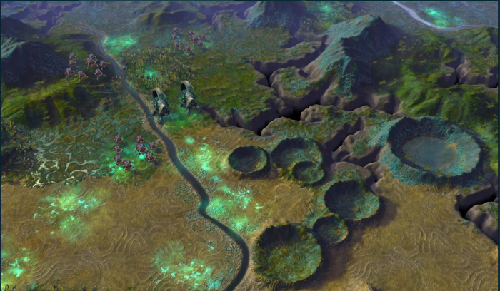 Official Sid Meier's Civilization: Beyond Earth (PC)