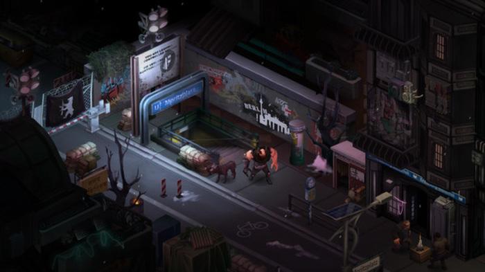 Official Shadowrun: Dragonfall DLC (PC/Mac/Linux)