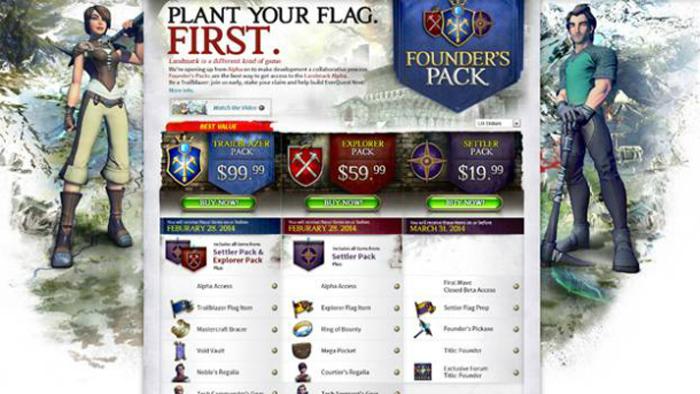 Official Landmark - Settler DLC (Early Access Game) (PC)