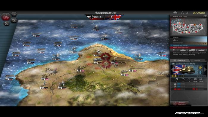 Official Panzer Tactics HD (PC)