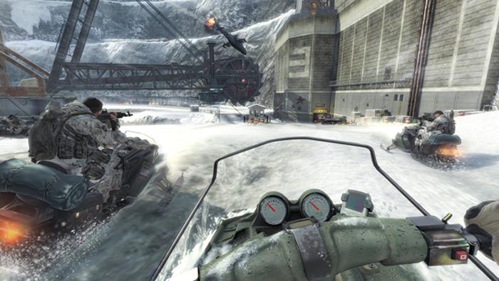 Official Call of Duty: Modern Warfare 3 Collection 1 DLC RU (PC/Mac)