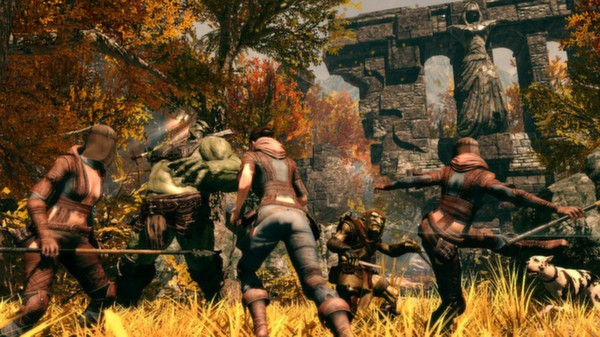 Official Of Orcs and Men - RU Version (PC)