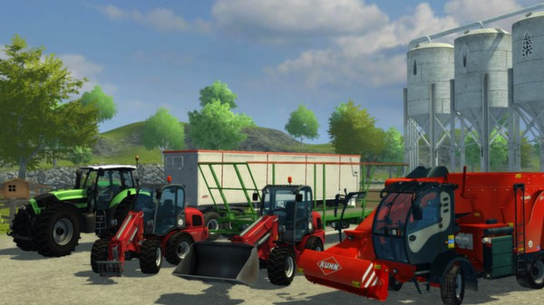 Official Farming Simulator 2013: Titanium Edition RU Version (PC/Mac)