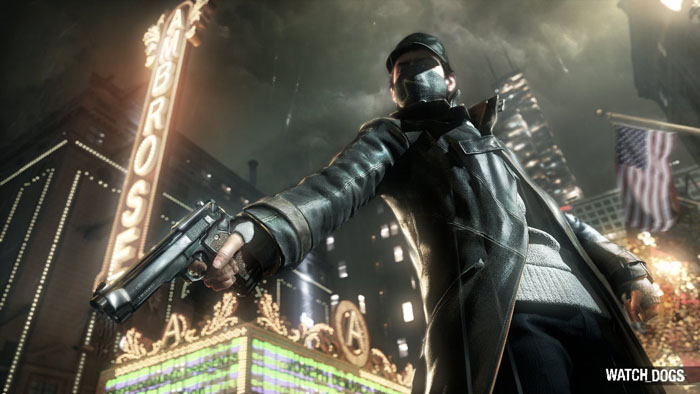 Official Watch Dogs D1 Special Editon (include Blume Agent Pack) (PC)