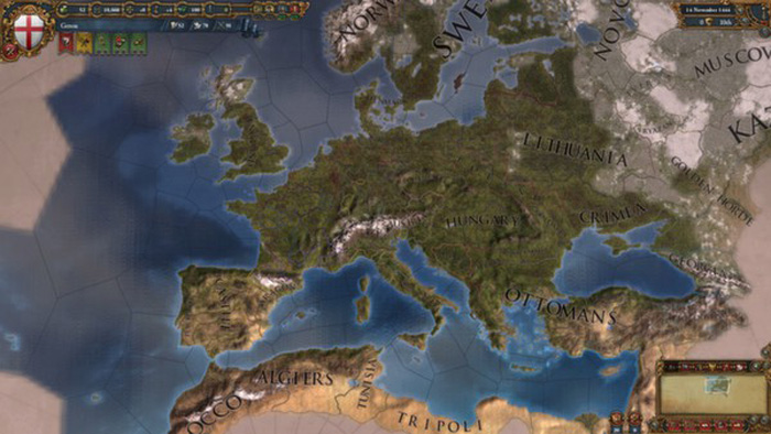 Official Europa Universalis IV: Wealth of Nations DLC (PC/Mac/Linux)