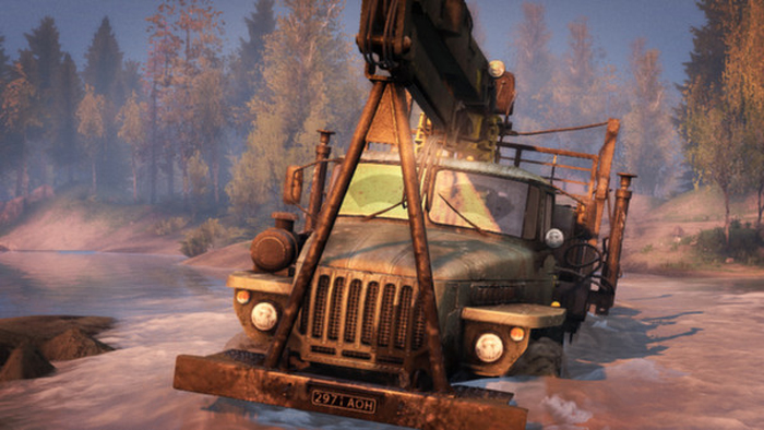 SPINTIRES (PC) фото